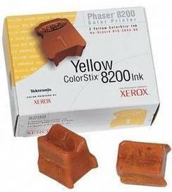 Original Xerox 016204300 2x Yellow Toner Cartridge