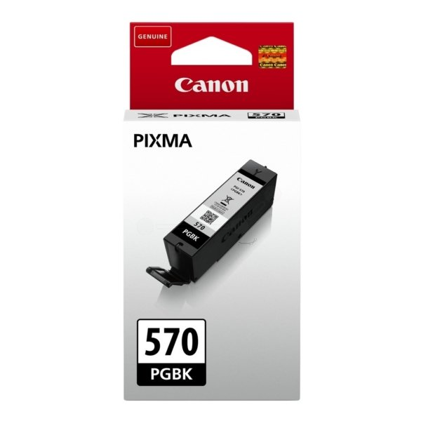 Original Canon PGI-570PGBK Black Ink Cartridge (0372C001)
