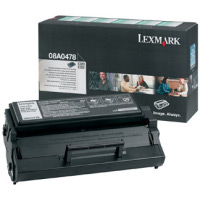 Original Lexmark 08A0478 Black Toner Cartridge