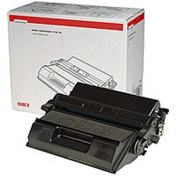 Original OKI 09004462 Black Toner Cartridge