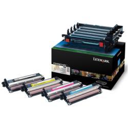 Original Lexmark 0C540X74G Black and Colour Imaging Kit (Cyan, Magenta and yellow)