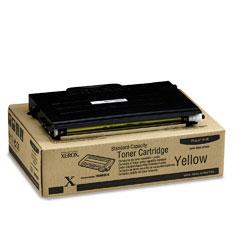 Original Xerox 106R00678 Yellow Toner Cartridge