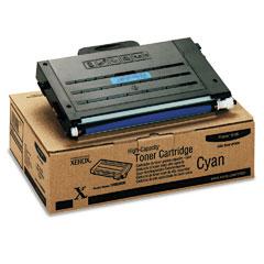 Original Xerox 106R00680 Cyan Toner Cartridge