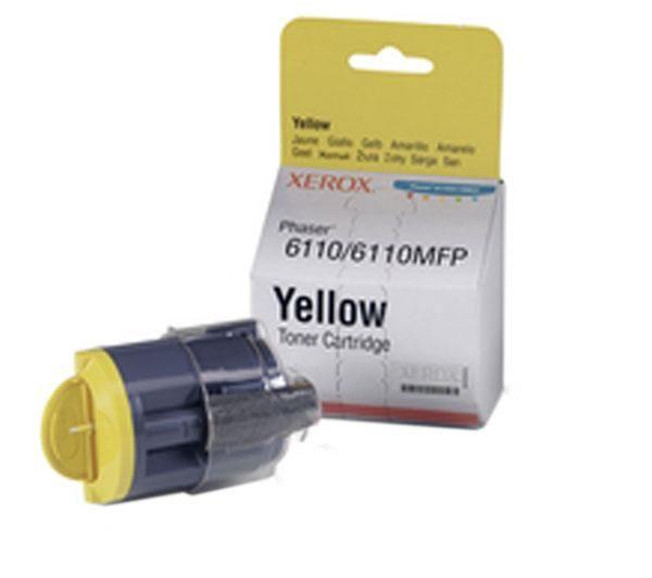 Original Xerox 106R01273 Yellow Toner Cartridge