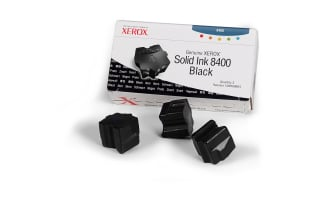 Original Xerox 108R00604 Black Toner Cartridge