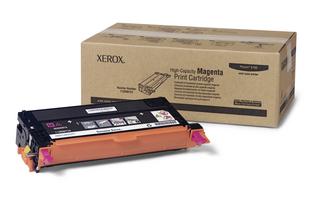 Original Xerox 113R00724 Magenta Toner Cartridge
