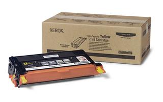 Original Xerox 113R00725 Yellow Toner Cartridge