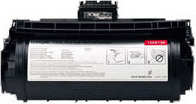 Compatible Lexmark 12A6760 Black Toner Cartridge