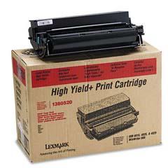 Original Lexmark 1380520 toner Cartridge
