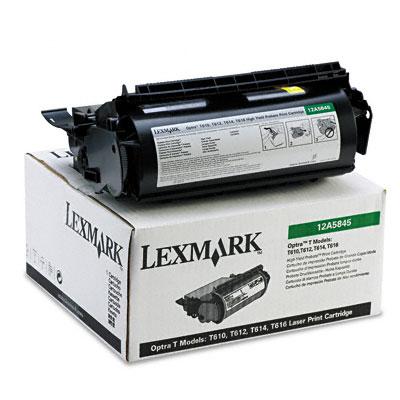 Original Lexmark 1382920 Black Toner Cartridge