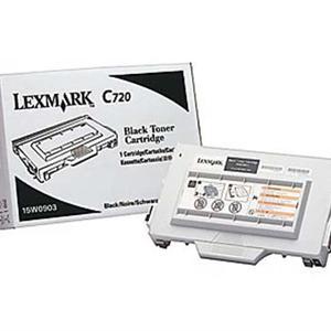 Original Lexmark 15W0903 Black Toner Cartridge