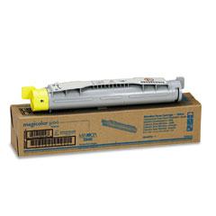 Original Konica Minolta 1710490-002 Yellow Toner Cartridge