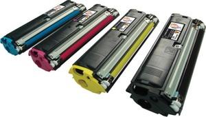 Compatible Konica Minolta 1710517 Toner Cartridge Multipack (1710517-005/008/007/006)