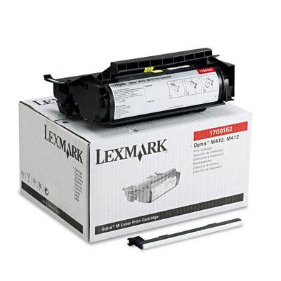 Original Lexmark 17G0152 Black Toner Cartridge