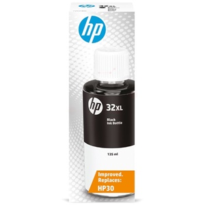 HP Original 32XL Black Ink Bottle - (1VV24AE)