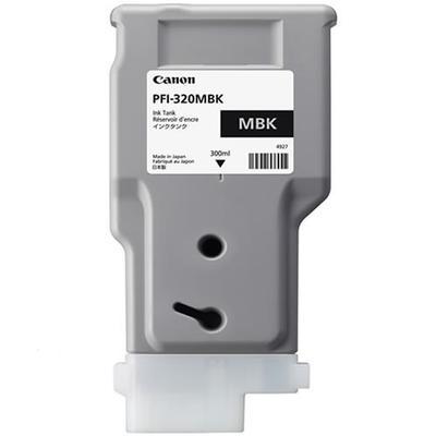 Canon Original PFI320MBK Matte Black High Capacity Inkjet Cartridge 2889C001