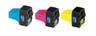 Compatible HP 363 a set of 3 Ink cartridges Cyan/Magenta/Yellow High Capacity