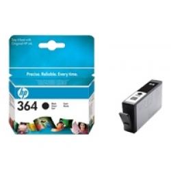 Original HP 364 Black Standard Capacity Ink Cartridge (CB316EE)