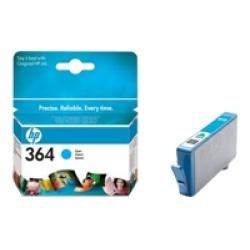 Original HP 364 Cyan Standard Capacity Ink cartridge (CB318EE)