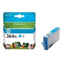 Original HP 364XL Cyan Ink cartridge (CB323EE)