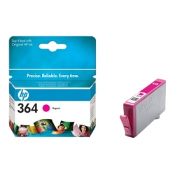 Original HP 364 Magenta Standard Capacity Ink cartridge (CB319EE)