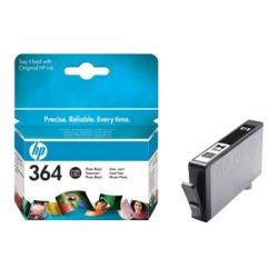 Original HP 364 Photo Black Ink cartridge  (CB317EE)