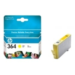 Original HP 364 Yellow Standard Capacity Ink cartridge (CB320EE)