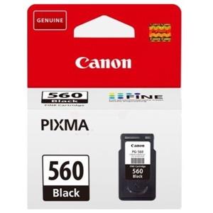 Canon Original PG-560 Black Inkjet Cartridge - (3713C001)