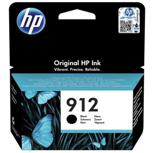 HP Original 912 Black Inkjet Cartridge - (3YL80AE)