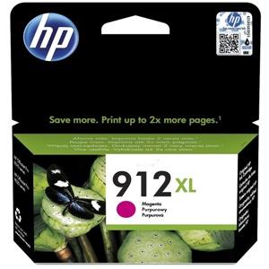 HP Original 912XL Magenta High Capacity Inkjet Cartridge - (3YL82AE)