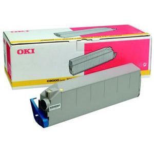 Original OKI 41515209 Yellow Toner Cartridge