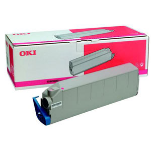 Original OKI 41515210 Magenta Toner Cartridge