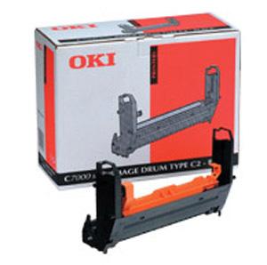 Original OKI 42126672 cyan Drum Unit