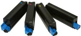 Compatible OKI 4212740 Toner Cartridge Multipack