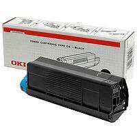 Original OKI 42127408 Black Toner Cartridge