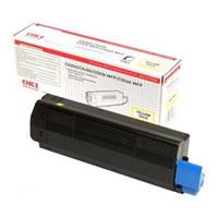 Original OKI 42127454 Yellow Toner Cartridge