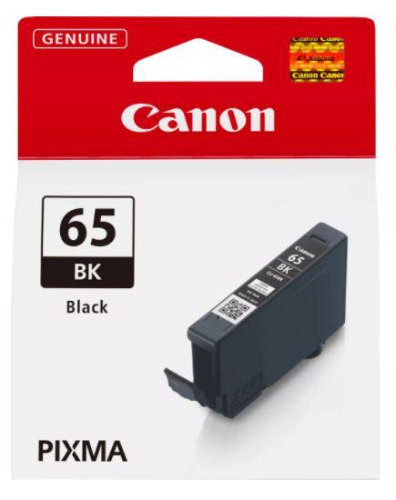 Canon Original CLI-65BK Black Inkjet Cartridge 4215C001