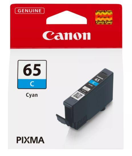 Canon Original CLI-65C Cyan Inkjet Cartridge 4216C001