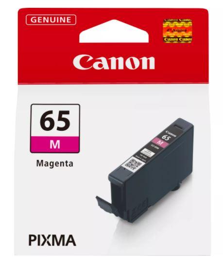 Canon Original CLI-65M Magenta Inkjet Cartridge 4217C001