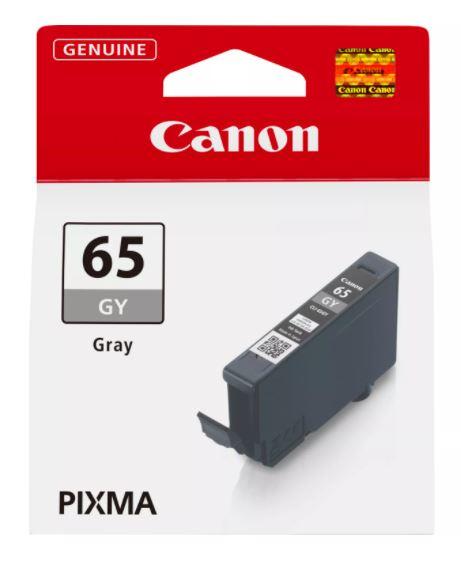 Canon Original CLI-65GY Grey Inkjet Cartridge 4219C001
