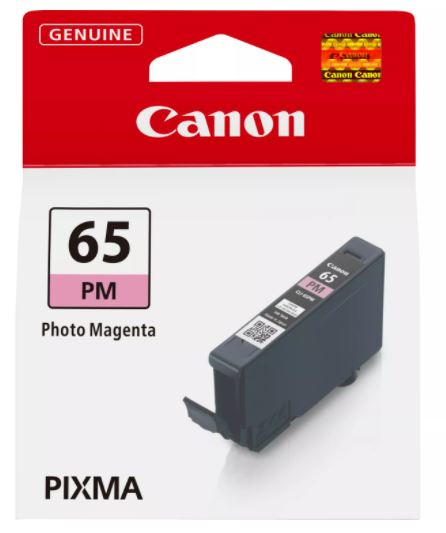 Canon Original CLI-65PM Photo Magenta Inkjet Cartridge 4221C001