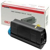 Original OKI 42804505 Yellow Toner Cartridge