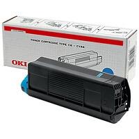 Original OKI 42804507 Cyan Toner Cartridge