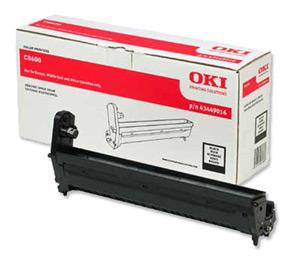 Original OKI 43449016 black Drum Unit