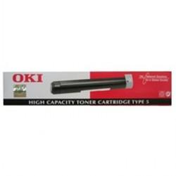 Original OKI 43502002 Black Toner Cartridge