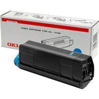 Original OKI 43865708 Black Toner Cartridge