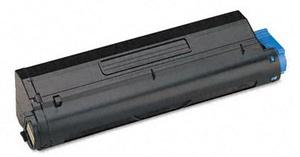 Original OKI 43979102 Black Toner Cartridge
