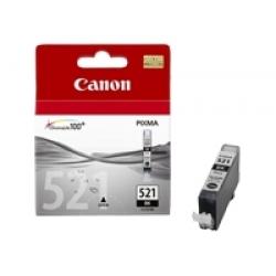 Original Canon CLI-521BK Black  Ink cartridge