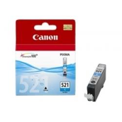 Original Canon CLI-521C Cyan Ink cartridge