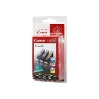 Original CLI-521 Multi Pack 3 Colours C/M/Y